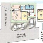 【新築分譲住宅】南西の角地
