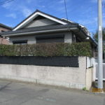 【中古住宅】平屋建て住宅