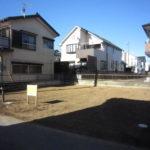 【新築分譲住宅】南道路に接道
