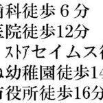 高尾2丁目・インフォ